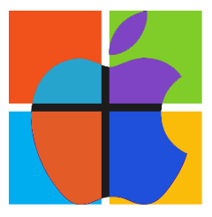 Apple-Ms-logo