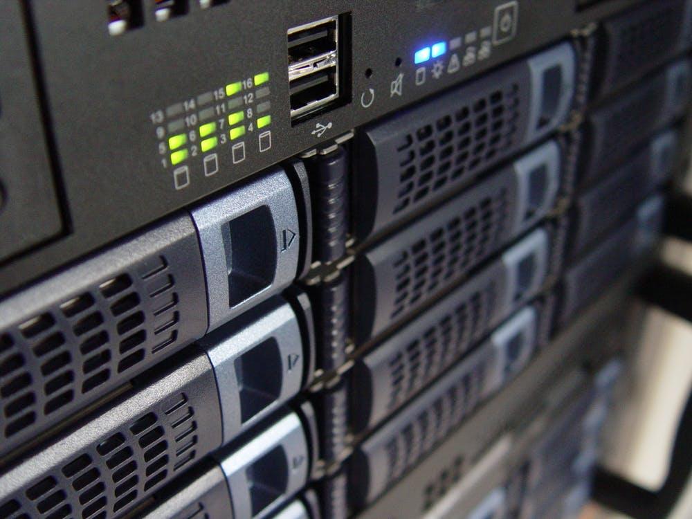 Server in de cloud