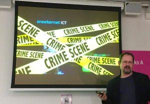 Johan Sneek De Security Awareness specialist