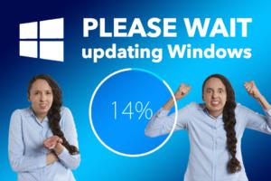 Irritante windows update