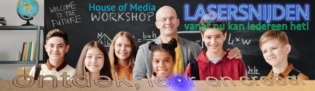 Workshop Lasersnijden
